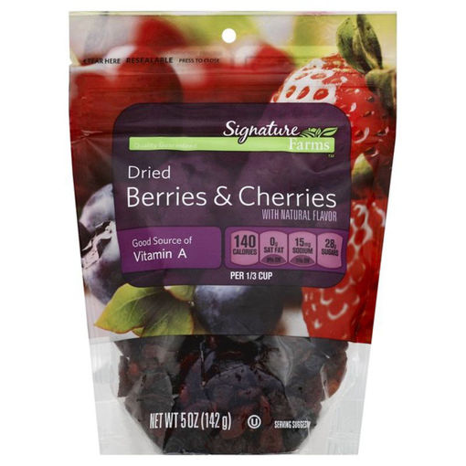 Picture of Signature Farms Cherries Dried