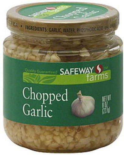 Picture of Signature Farms Chopped Garlic