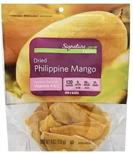 Picture of Signature Farms Dried Mango Philippines