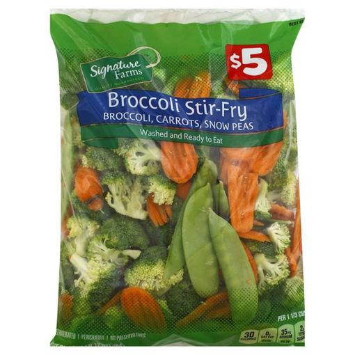 Picture of Signature Farms Stir-Fry Broccoli