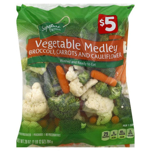 Picture of Signature Farms Vegetable Medley