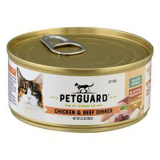 Picture of Signature Pet Care Cat Food Dinner Liver And Chicken