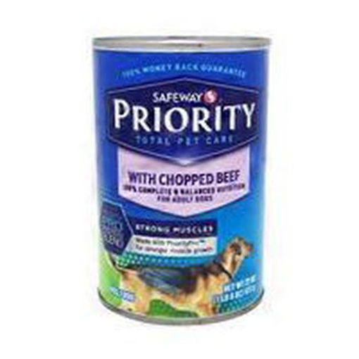 Picture of Signature Pet Care Dog Food Chopped Supper Adult Chopped Combo With Chicken Beef & Liver