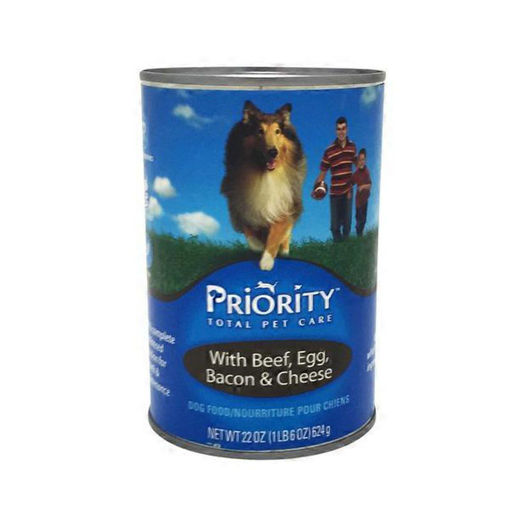 Picture of Signature Pet Care Dog Food Hearty Supper Adult With Beef Egg Bacon & Cheese Can