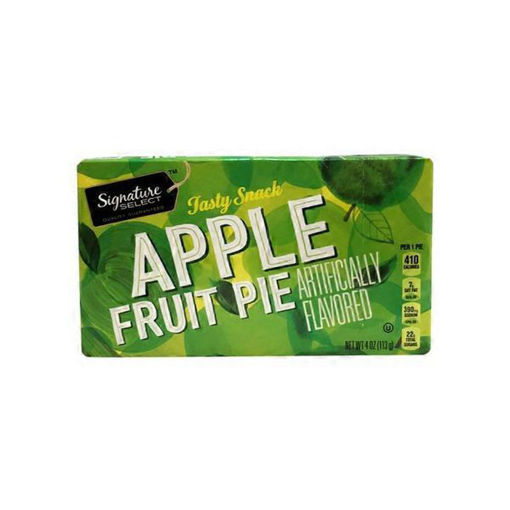 Picture of Signature SELECT Apple Fruit Snack Pie