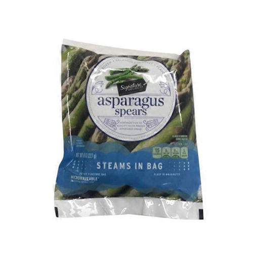 Picture of Signature SELECT Asparagus Spears Steam In Bag