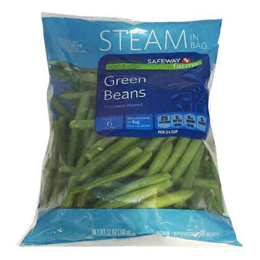 Picture of Signature SELECT Beans Green Steam In Bag