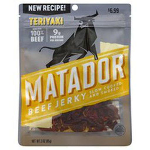 Picture of Signature Select Beef Jerky Teriyaki Family Size