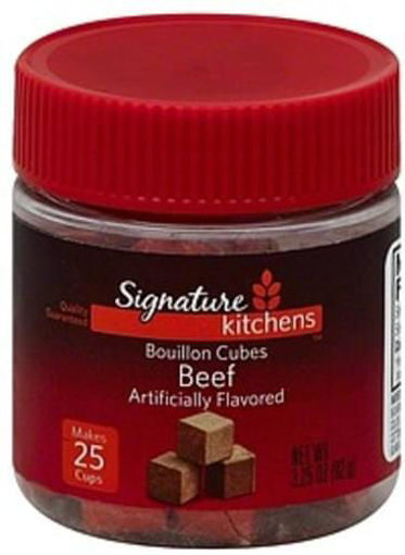 Picture of Signature SELECT Bouillon Cubes Beef