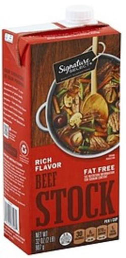 Picture of Signature SELECT Broth Beef Fat Free