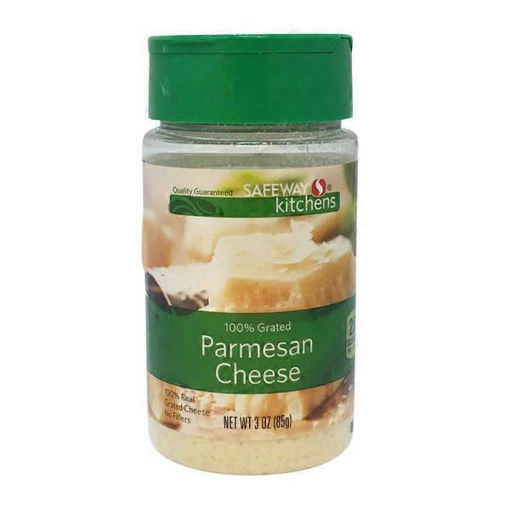 Picture of Signature SELECT Cheese 100% Grated Parmesan & Romano