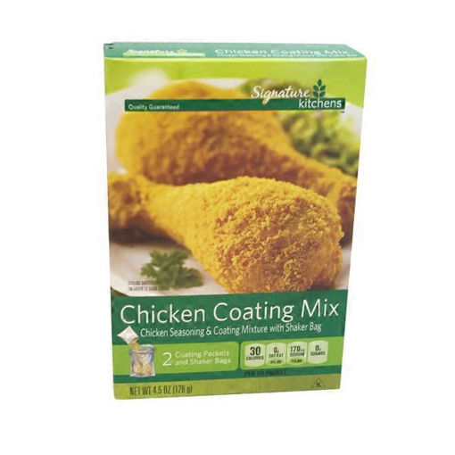 Picture of Signature SELECT Coating Mix Chicken With Shaker Bag