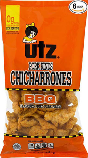 Picture of Signature SELECT Fried Pork Rinds Barbeque