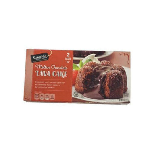 Picture of Signature SELECT Lava Cake Chocolate 2 Count