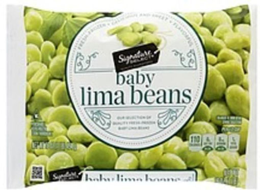 Picture of Signature SELECT Lima Beans Baby
