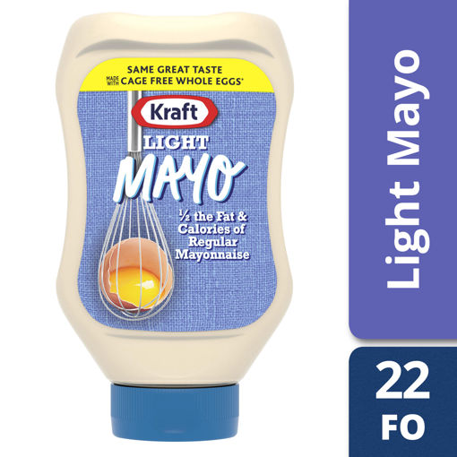 Picture of Signature SELECT Mayonnaise Light Squeeze Bottle