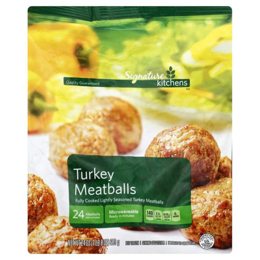 Picture of Signature SELECT Meatballs Turkey
