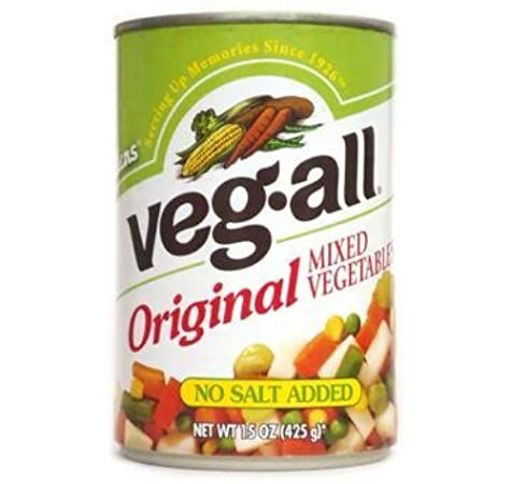 Picture of Signature SELECT Mixed Vegetables No Salt Added Can