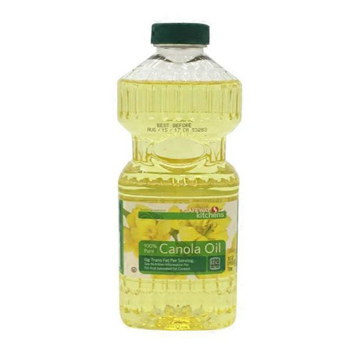 Picture of Signature SELECT Oil Canola & Vegetable Pure Blended