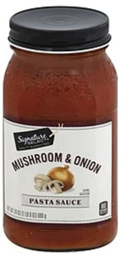 Picture of Signature SELECT Pasta Sauce Mushroom & Onion Jar