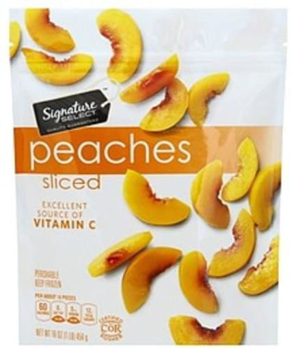 Picture of Signature SELECT Peaches Sliced