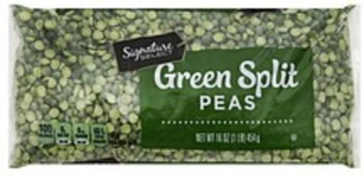 Picture of Signature SELECT Split Peas Green Dry