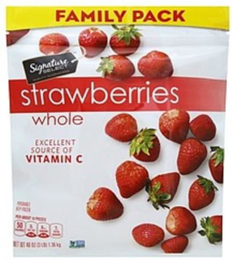 Picture of Signature SELECT Strawberries