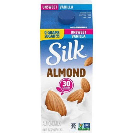 Picture of Silk Pure Almond Almondmilk Vanilla