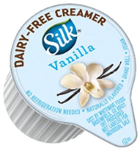 Picture of Silk Vanilla Dairy Free Creamer Singles