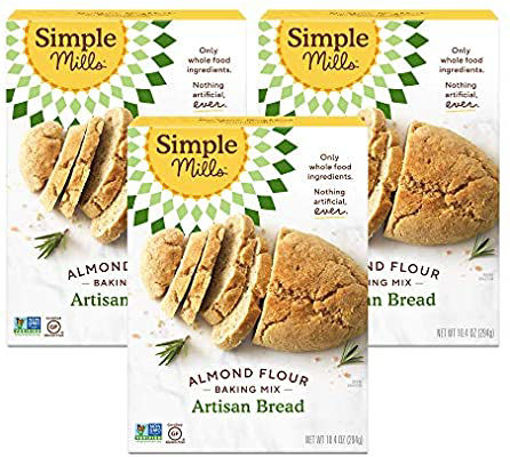 Picture of Simple Mills Almond Flour Mix Artisan Bread