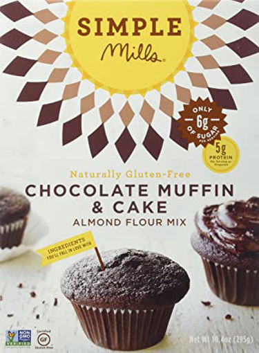 Picture of Simple Mills Almond Flour Mix Chocolate Muffin & Cake