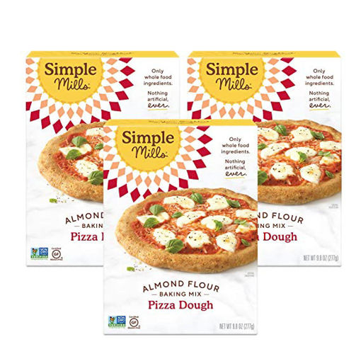 Picture of Simple Mills Almond Flour Mix Pizza Dough