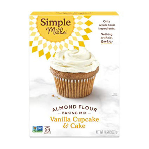 Picture of Simple Mills Almond Flour Mix Vanilla Cake