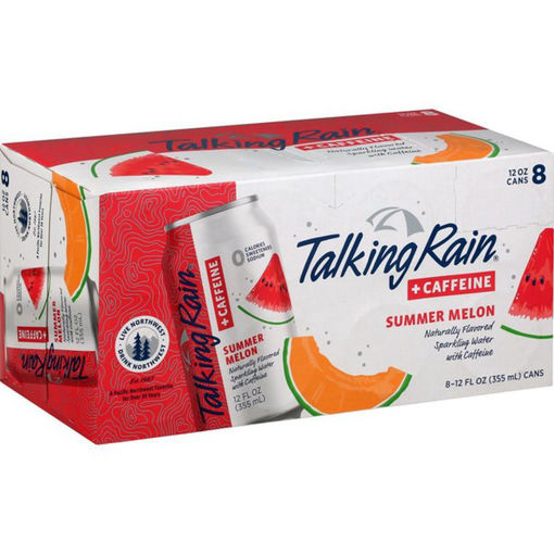 Picture of Talking Rain Sparkling Water Melon