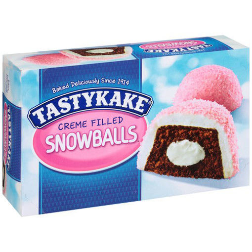 Picture of Tastykake Pink Snowballs