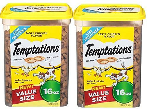 Picture of Temptations Classics Treats For Cats Tasty Chicken Flavor