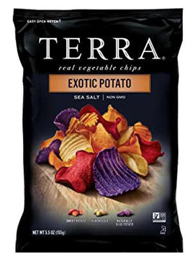 Picture of TERRA Vegetable Chips Exotic Potato Sea Salt