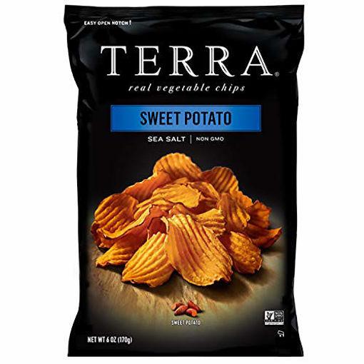 Picture of TERRA Vegetable Chips Sweet Potato Sea Salt