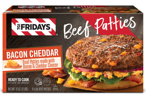Picture of Tgi Fridays Steakhouse Beef Patties