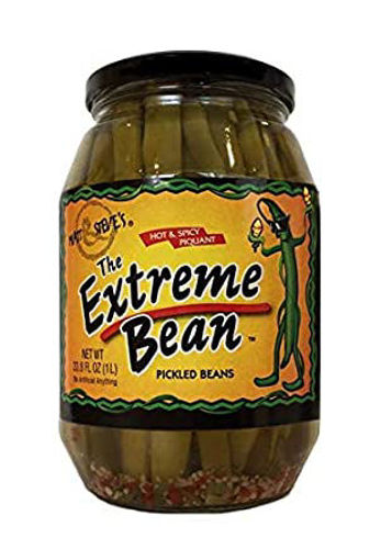 Picture of The Extreme Bean Pickled Hot N Spicy
