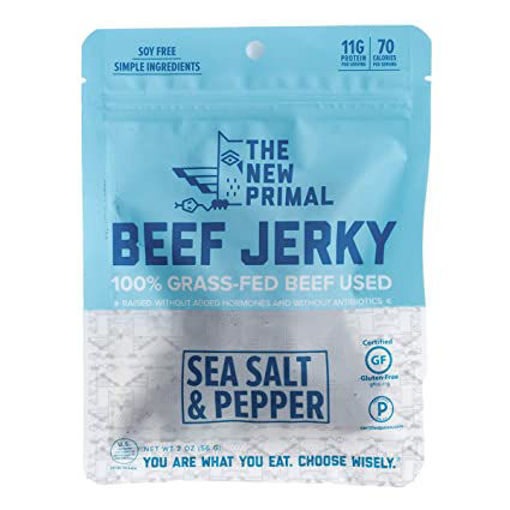 Picture of The New Primal Beef Jerky Classic