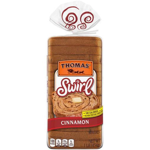 Picture of Thomas Bread Cinnamon Swirl
