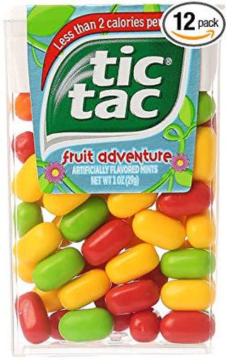 Picture of Tic Tac Mints Fruit Adventure