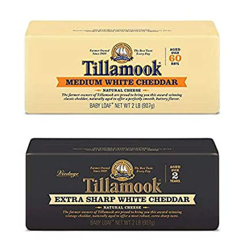Picture of Tillamook Cheese Medium White Cheddar