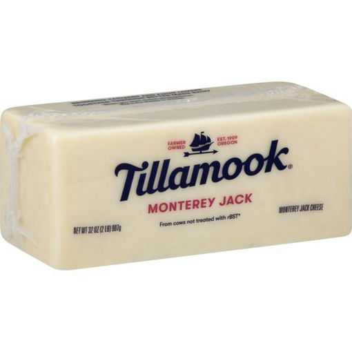 Picture of Tillamook Cheese Monterey Jack
