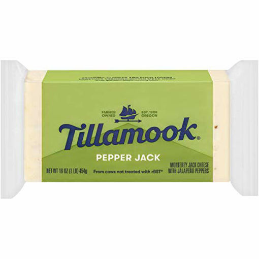 Picture of Tillamook Cheese Pepper Jack