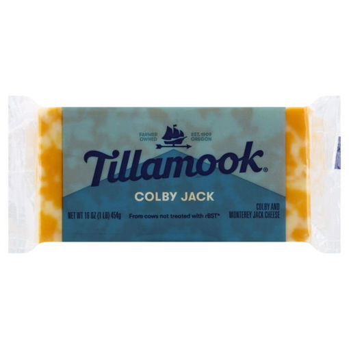 Picture of Tillamook Colby Jack Cheese