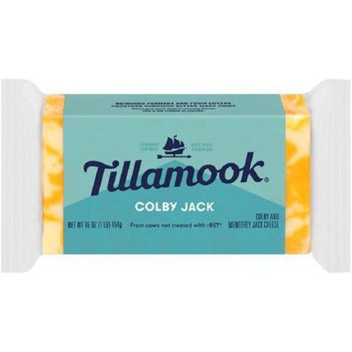 Picture of Tillamook Colby Jack Chunk