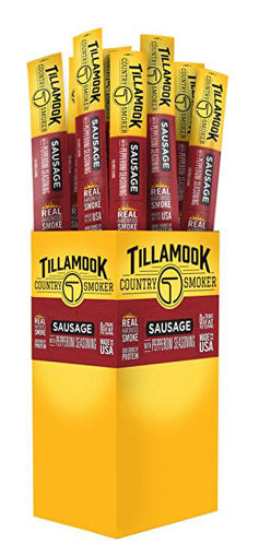 Picture of Tillamook Country Smoker Meat Sticks Pepperoni Sausage