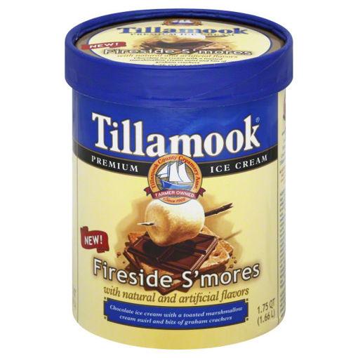 Picture of Tillamook Ice Cream Birthday Cake 1.75 Quart